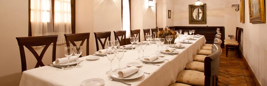 Comidas de empresas y reuniones familiares