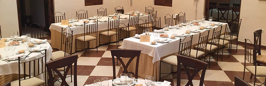 Restaurante en el centro de Ecija